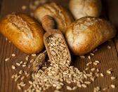 Bread and Whead — Stock Photo