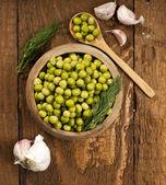 豌豆 — 图库照片