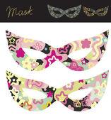 Mascarade masc — Wektor stockowy