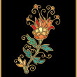 Art nouveau decor — Stockvector #32464673