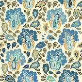 Azulejo seamless pattern — Stock Vector