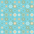 Decorative pattern — Stockvektor