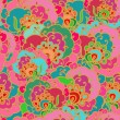 Vector de stock : Floral pattern