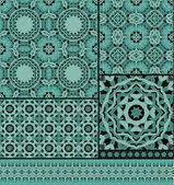 Azulejos designs — Vetorial Stock