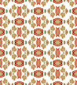 Laced floral pattern — Stockvector
