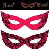Mascarade masc — Stock vektor