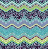 Pink violet pattern wave — Stock Vector