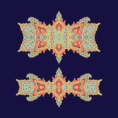 Decoratieve elementen — Stockvector