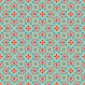 Orientaliska mönster — Stockvektor