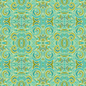 Vitrage style pattern — Stock Vector