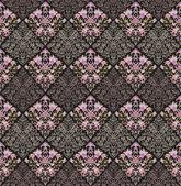 シームレスな幾何学的な抽象的なパターン — ストックベクタ