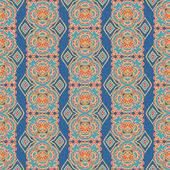 Seamless laced pattern — Stock Vector