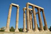 The Temple of Olympian Zeus — Stock Photo