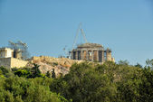 Athens sightseeing and tourist attraction sights — Stock Photo