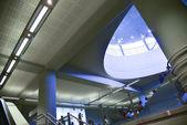 Athens Metro Station - Greece — Stok fotoğraf