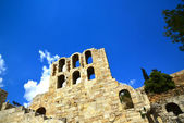 Roman Theater Herodus Atticus — Stock Photo