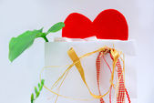 Present with love — Foto Stock