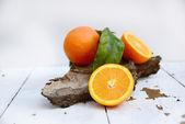 Naranjas — Foto de Stock