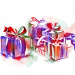Colorful Gift Boxes — Foto de Stock