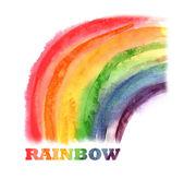 彩虹 — 图库照片