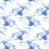 云无缝模式 — 图库照片