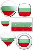 Flag of Bulgaria — Photo