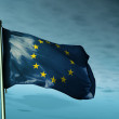 Flag of European Union — Stock Photo #41871759