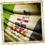 Flag of Yukon (Canada) — Stock Photo #42561275