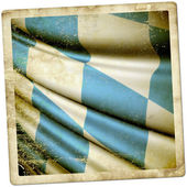 Flag of Bavaria (GER) — Stock fotografie