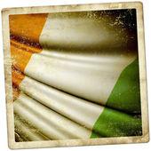 Flag of Cote d'Ivoire — Stock Photo