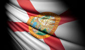 Flag of Florida (USA) — Stock Photo