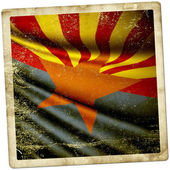 Flag of Arizona (USA)  — Stock Photo