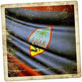 Flag of Guam  — Stock Photo