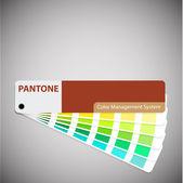 Pantone — Stock Vector
