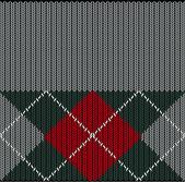 亚皆老街的毛衣背景. — 图库矢量图片