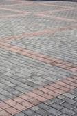 Brick pavement background — ストック写真