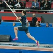 Stock Photo: DONETSK, UKRAINE - FEB. 15: Renaud Lavillenie - Olympic cham
