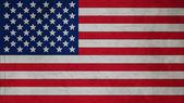 United States Flag corrugate texture — Stock fotografie