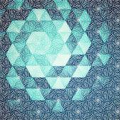 Beautiful decorative seamless pattern. — Vettoriale Stock