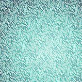 Snowflakes seamless pattern. — Stock Vector