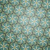 Kaleidoscope geometric pattern — Stock Vector