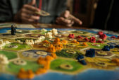 Strategy board game — Stock Photo