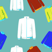 Pattern jacket — Stock Photo