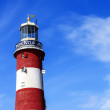Lighthouse in Plymouth — Stock Photo