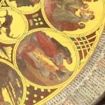 detalhe do relógio astronômico medieval histórico em Praga na antiga Câmara Municipal, República Checa — Fotografia Stock  #32489609