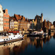 Stock Photo: Gdańsk