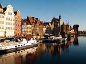 Gdańsk — Stock Photo