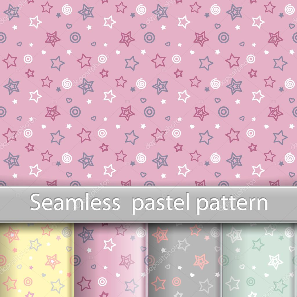 4 beaux pastels transparente motifs carrelage texture for Carrelage universel