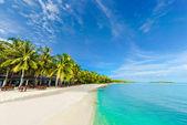 Paraíso tropical playa — Foto de Stock