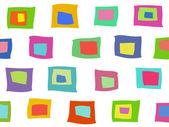 Färgade abstrakt mönster element bakgrund — Stockfoto